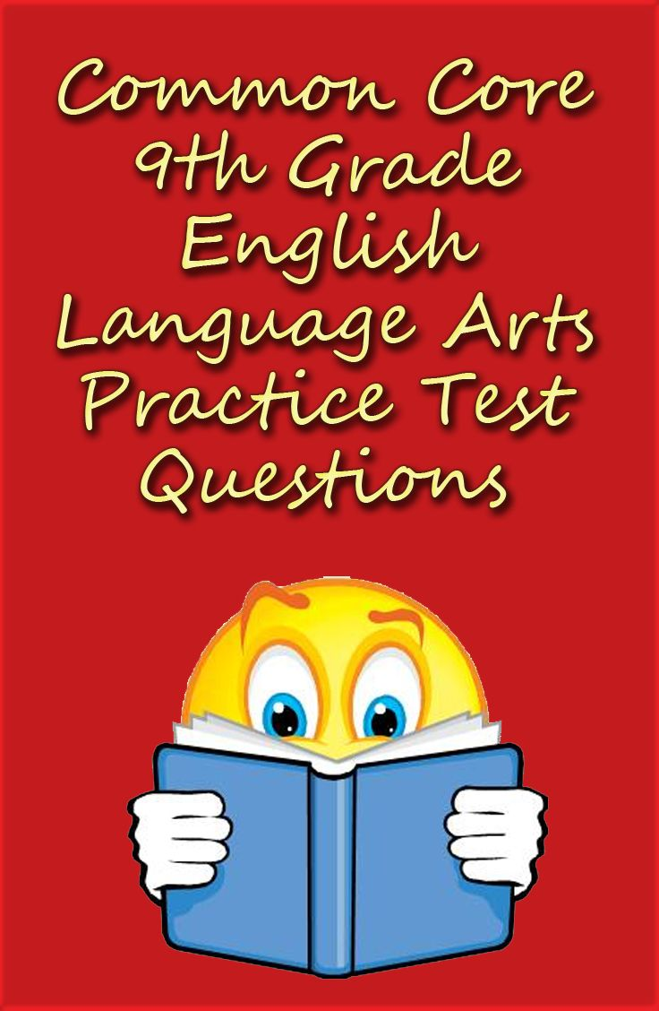 This free Common Core practice test question set is a great way to get your 9th grade students prepared and ready for the actual Common Core English Language Arts exam. #commoncore #9thgrade