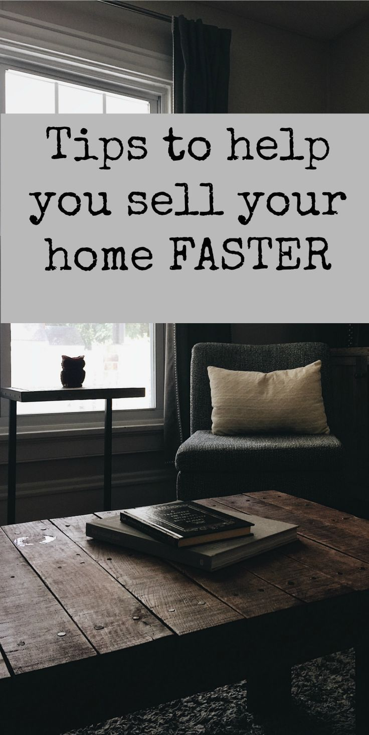 improve the value of your property and use the great tips to help you sell your home faster. House moves can be quick if you know what you are doing! #realestate  #property #housesale #housegoals