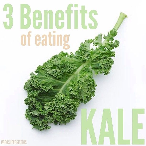 Should you eat kale every day