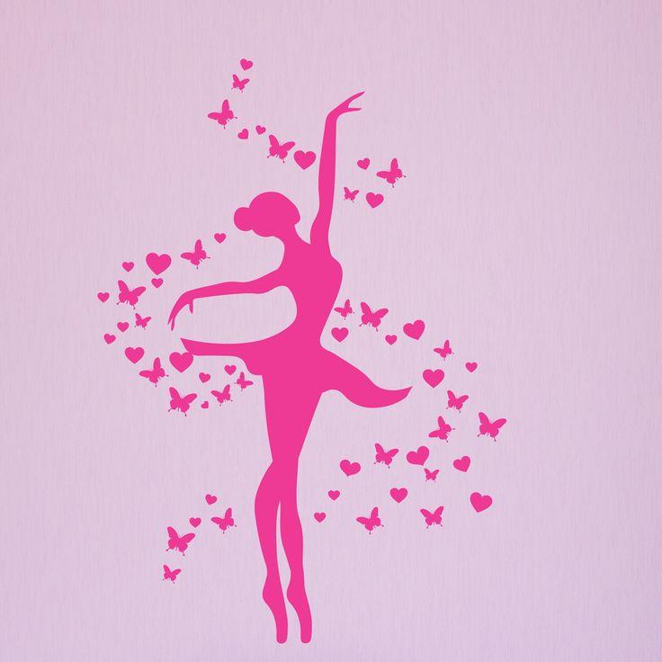 Descrição    Nosso adesivo de Bailarina foi feito especialmente para as meninas, trazendo a delicadeza da silhueta de uma linda bailarina acompanhada de borboletas e corações que podem ser organizados na parede da forma que você preferir. Além de bonito é muito fácil de aplicar, e rapidinho você ...