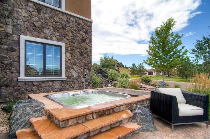 89 best LANDSCAPE images on Pinterest   Backyard patio, Balconies ...