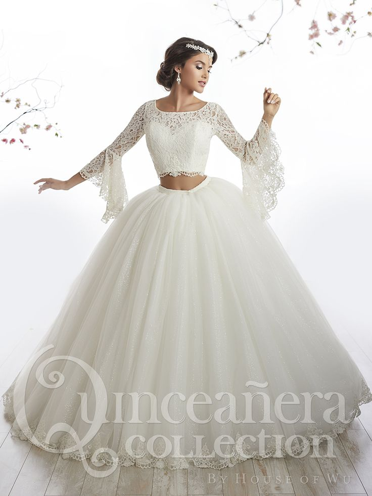 Quinceanera Collection Style #26876 #quinceaneradress #misquince #quinceañera  #vestidosdequince #quinceaneramall