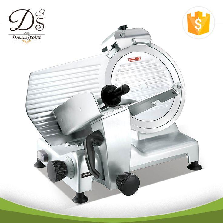 Industrial Food Processor Machine 12' Semi-automatic meat slicer