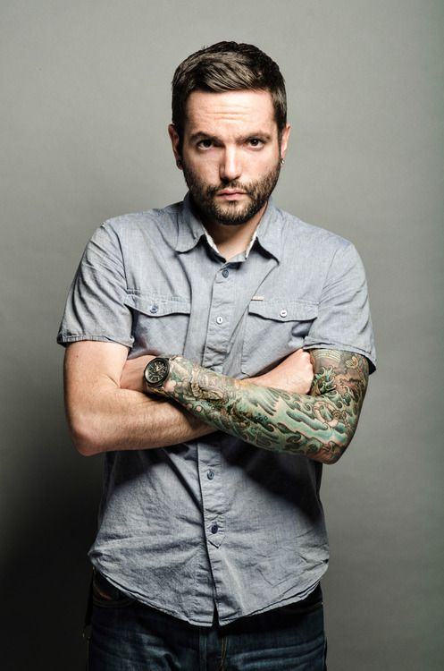 one of my inspriations: Jeremy Mckinnon