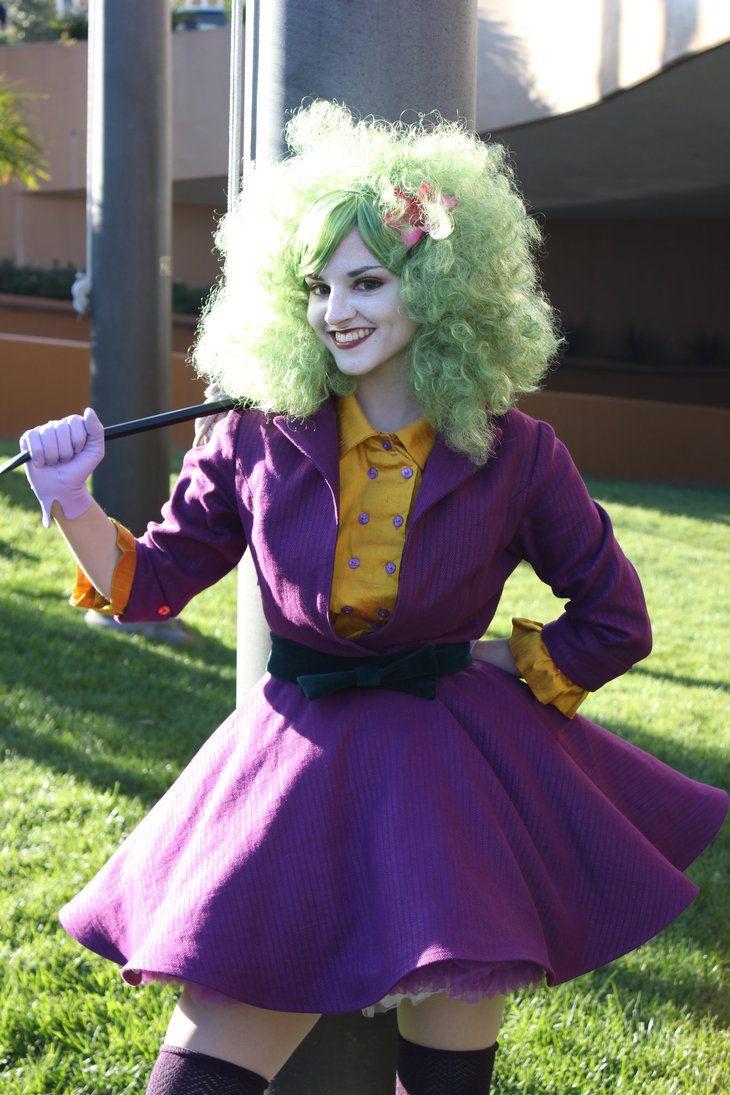 Athena massey red alert pictures to pin on pinterest - Joker Girl By Stuntmanjustin On Deviantart