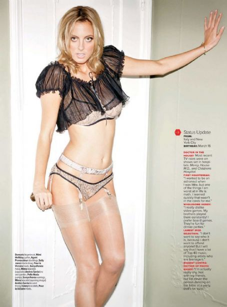 Eva Amurri Martino - Eva Amurri - Maxim Magazine Pictorial [United States] (April 2011)