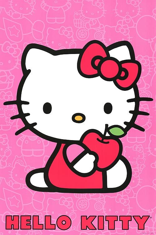 Hello Kitty Movie Posters