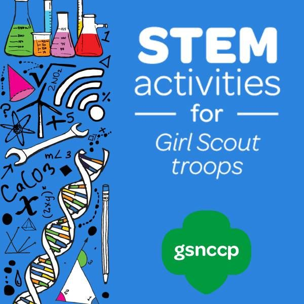 60 best stem images on pinterest girl scouts