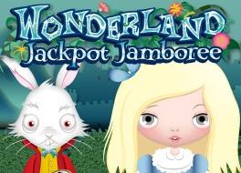 Live the MILLIONAIRE lifestyle with the magical 20p Wonderland Progressive Jackpot, courtesy Jackpotjoy. This jackpotjoy jackpot is well over £1 Million.