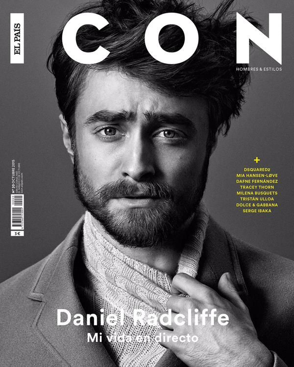 589 best daniel radcliffe images on pinterest daniel oconnell daniel radcliffe by michael schwartz x the october 2015 issue of icon el pais styling by ngela esteban librero urtaz Image collections