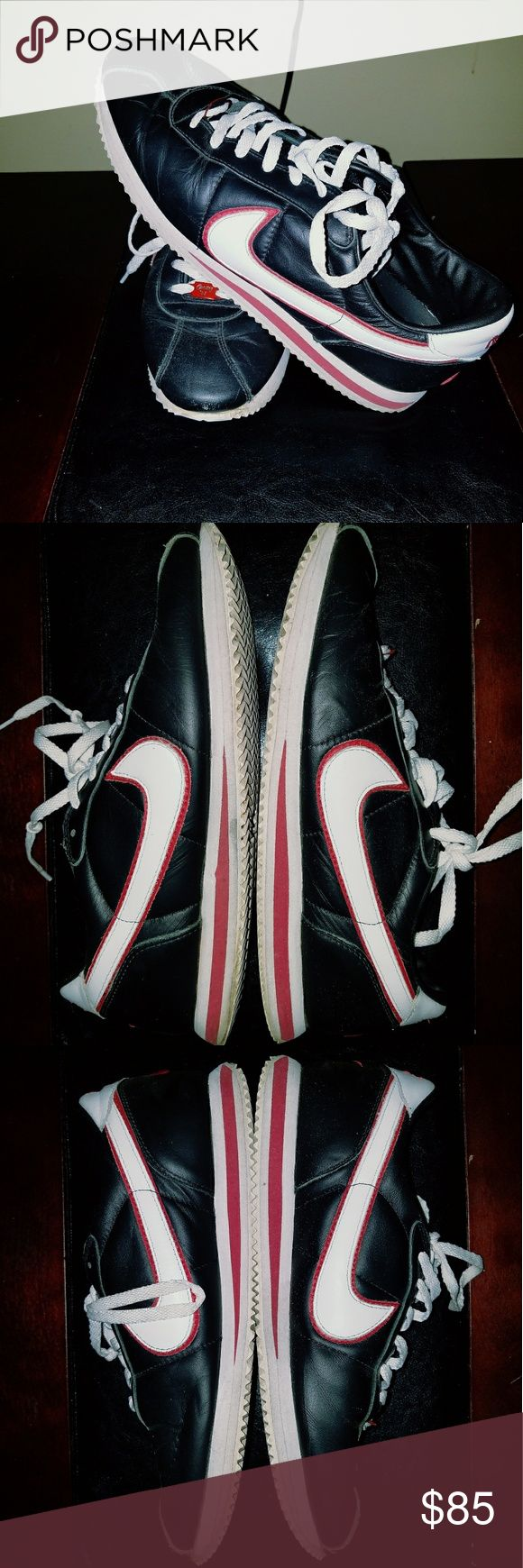 Vintage Mens Nike Cortez '72 Size (11.5). NICE These shoes are in incredible shape for their age Nike Shoes Athletic Shoes