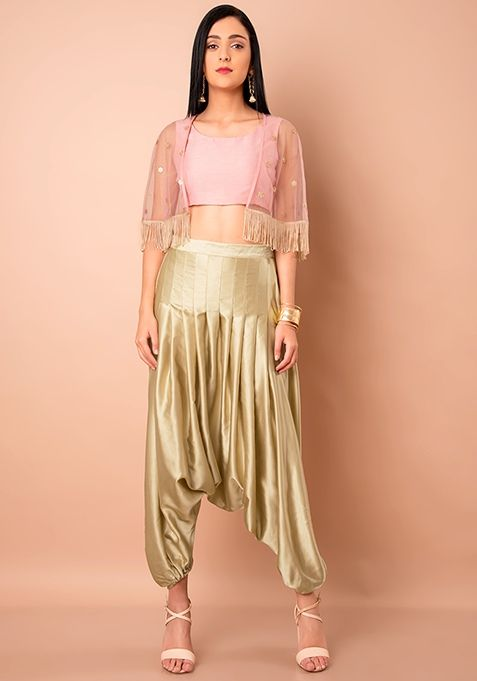 cbdc4ce2e Designer Indo Western Dresses for Women - Buy indo western wear for girls  and ladies online in India. Shop latest collection of women's Indo-western  ...