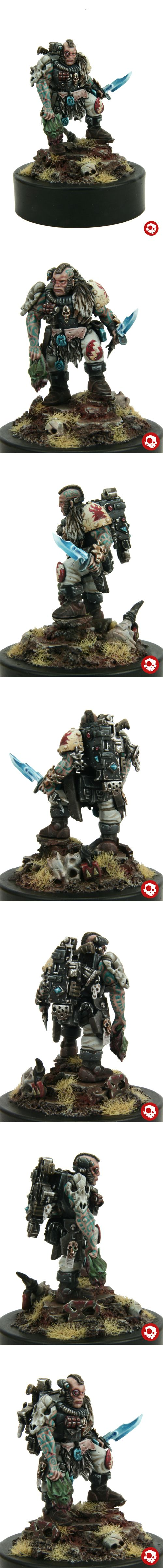 Space Wolves Scout, Warhammer 40k Space Marines