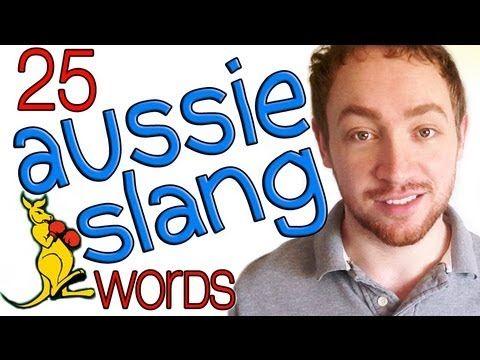 25 Aussie Slang Words.