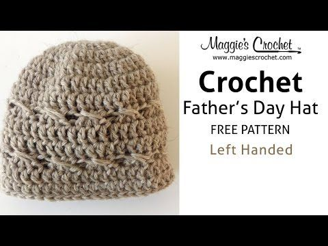 Crochet Patterns For Left Handers : 313 best images about FREE Videos (Left Handed) - Crochet ...