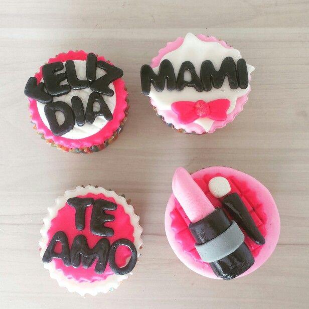 Cupcakes para mamá ❤