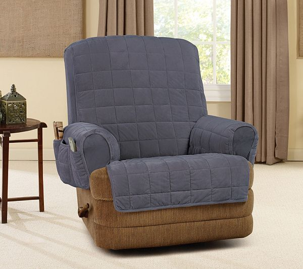 Itu0027s Not A Stretch To Say That This Sure Fit Ultra Deluxe Recliner Cover Is  The