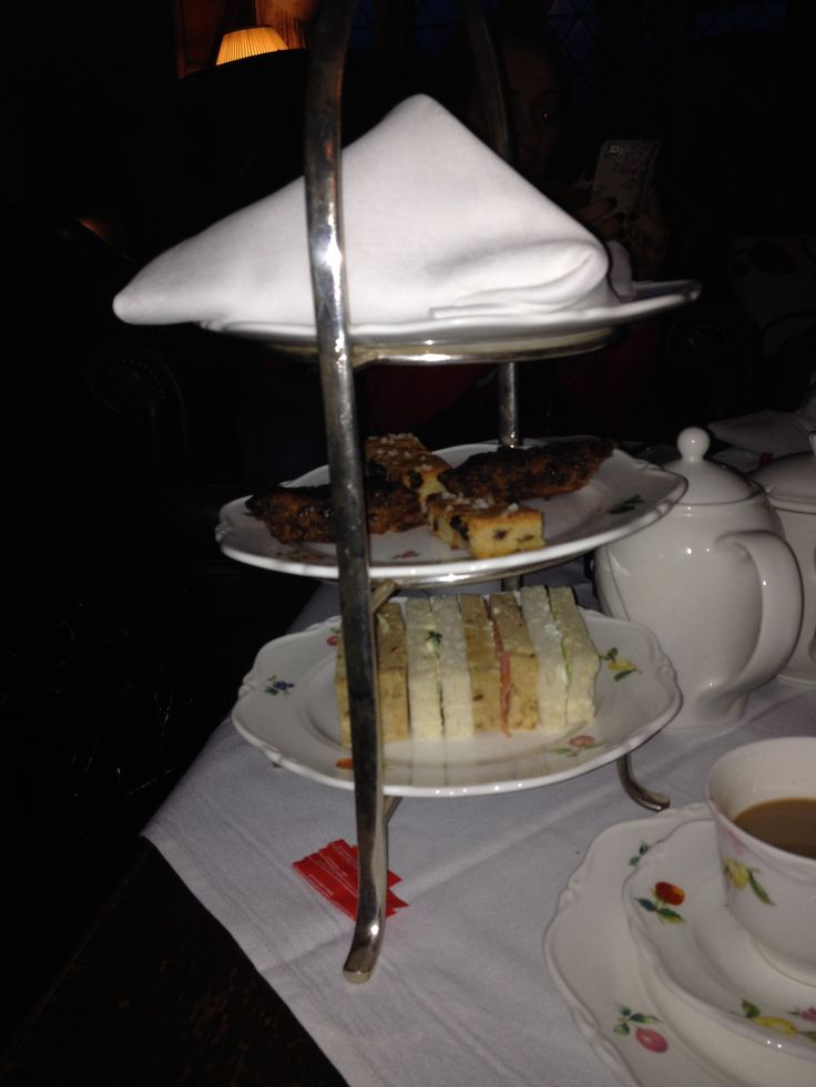 Amazing gluten free afternoon tea at Eastwell manor, kent.