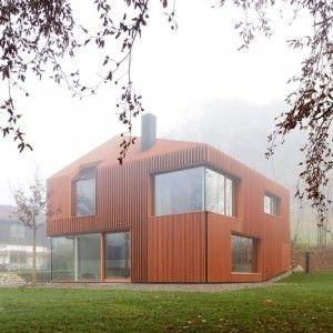 House 11x11 by  Titus Bernhard Architekten