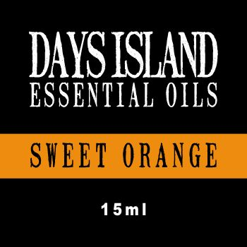 Sweet Orange Oil:  Using sweet orange oil for sluggish digestion