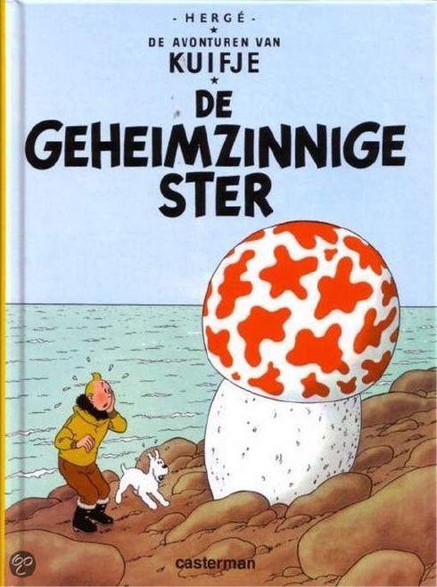 De originele tekening voor dit Kuifje album werd in Brussel verkocht voor 2,5 miljoen euro.