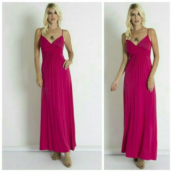 Xalvadora Dress S, M, L Majestii Dresses Maxi