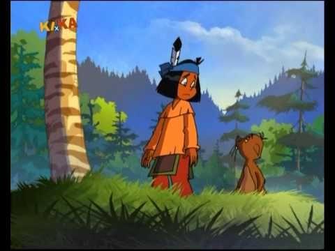 Veel indianenvideo's Yakari