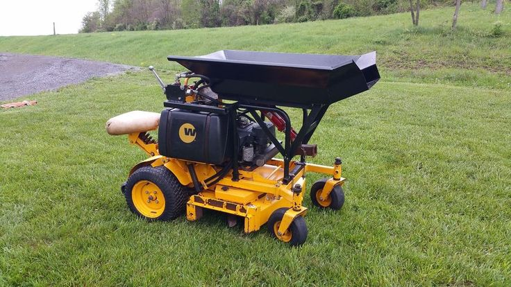 Wright 36 Quot Sentar Riding Zero Turn Lawn Mower Commercial
