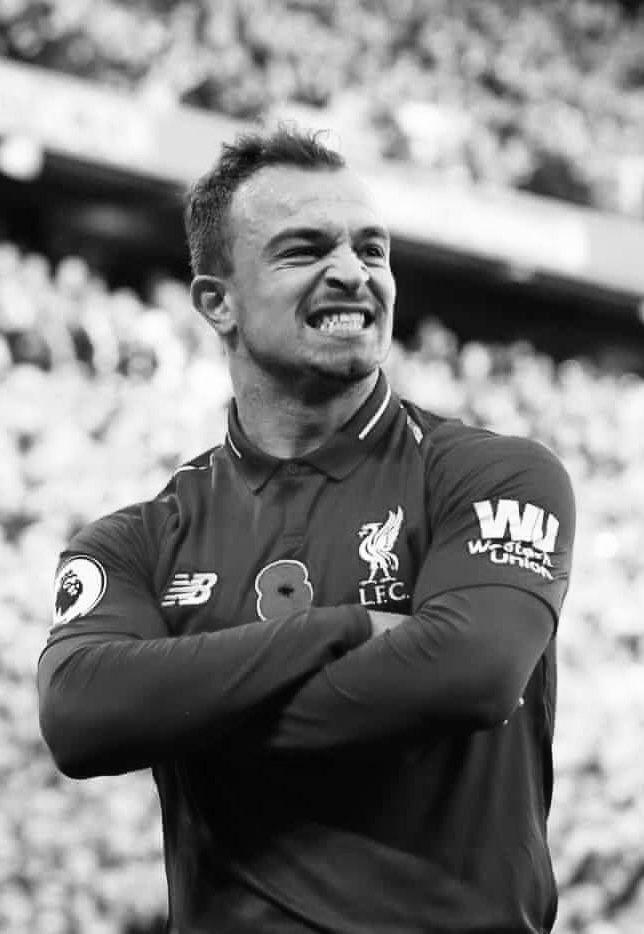 20181111 Liverpool 2 0 Fulham Xherdan Shaqiri Alex Livesey Getty Images Premier League Liverpool League