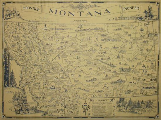 A history of the last frontier in the united states