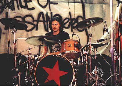 Brad Wilk - Rage Against The Machine, Audioslave, Black Sabbath (tour)
