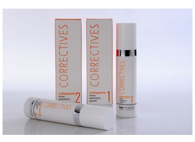 Lamelle Laboratories - Cathepzyme exfoliator, uses enzymes to gently exfoliate. This product is AMAZEBALLS!