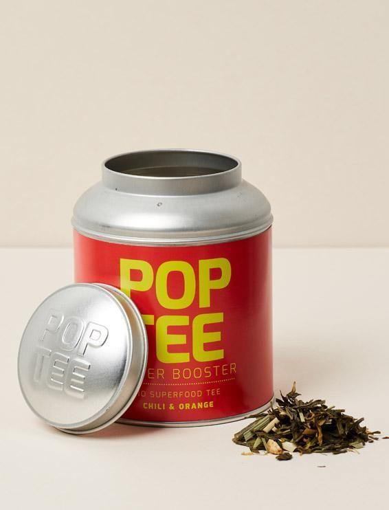 Power Booster Chili Orange Tee Schlaf Tee Teemischungen Korper Entgiften
