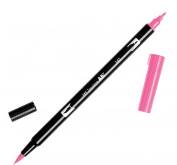 Tombow dual brush pen and