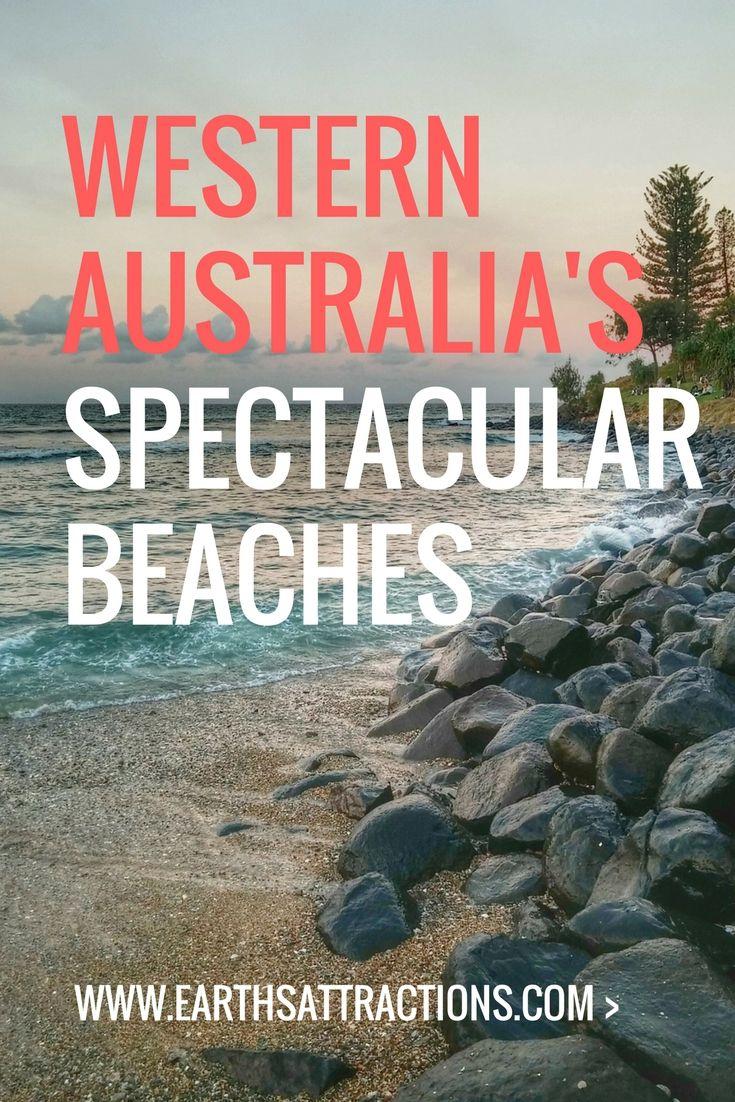 Exploring Western Australia's Spectacular Beaches