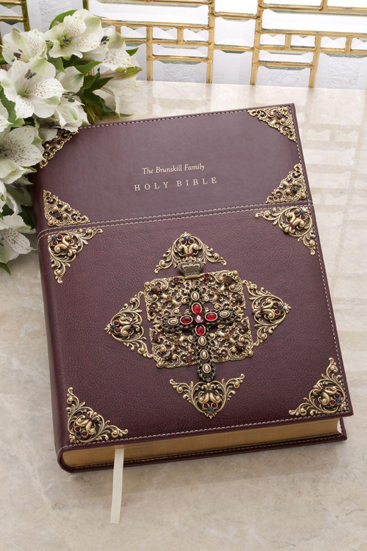 Jeweled Topaz Family Holy Bible NIV – Celebrate Faith