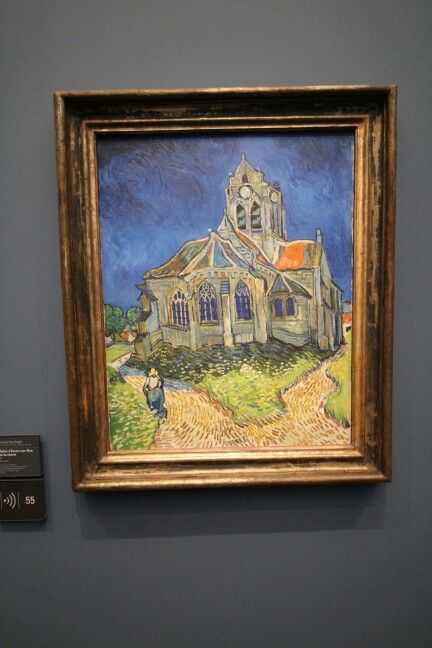 Van gogh is even better than I imagined...