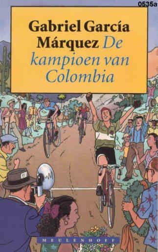 """""""Marquez vertelt in dit journalistieke boek hoe Ramon Hoyos van slagersknecht opklimt tot wielerkampioen.""""  FONS LEROY, gedelegeerd bestuurder van de VDAB"""