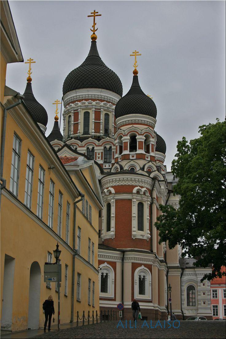 Photo from Tallinn, Estonia by Aili A.