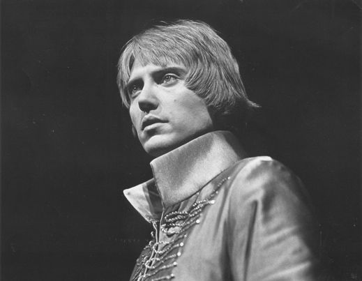 Christopher Walken as Richard II (1972)