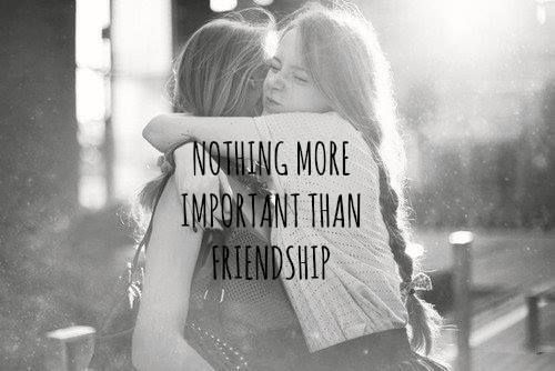 Friendship quotes cute black and white friends