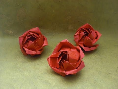 25 unique easy origami rose ideas on pinterest origami
