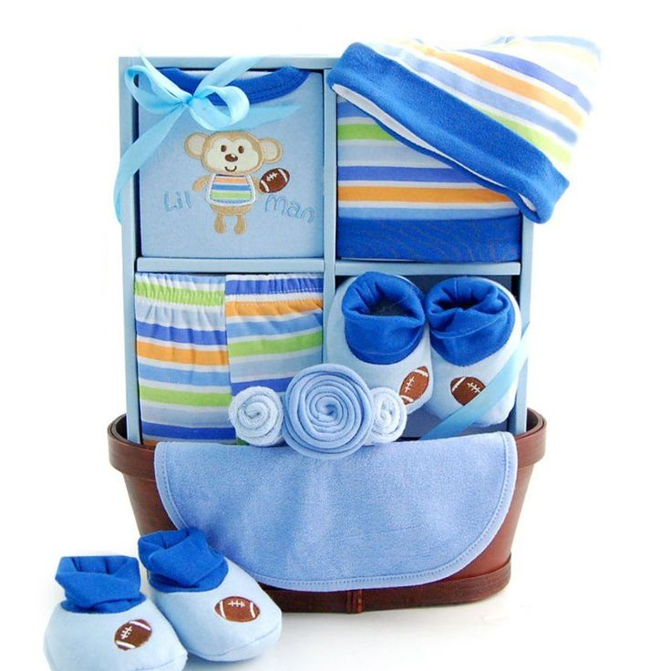 Baby Boy Gifts Baskets : Best ideas about baby boy gift baskets on