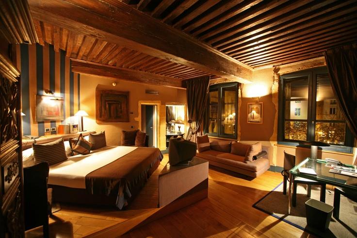 Cour des Loges : Hotel 5 étoiles Lyon