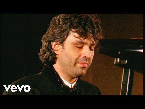 Andrea Bocelli - Vivo per lei (Ich Lebe Fur Sie) - YouTube
