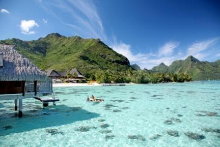 Tahiti: Moorea Lagoon, Resorts Spa, Favorite Places, Dreams Vacations, Hilton Moorea, Travel Deals, French Polynesia, Best Quality, Lagoon Resorts