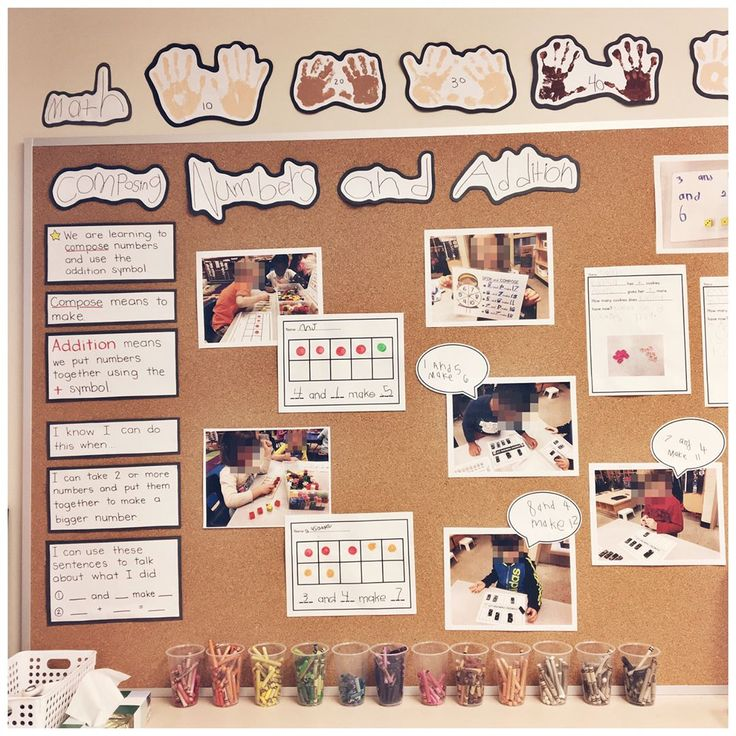 I'm sharing my Composing Numbers bulletin board on the blog! Scroll right to see some close ups and download the printables for free by clicking on the link in profile here ➡️ @apinchofkinder   #math #kindergartenmath #mathboard #bulletinboard #learninggoals #successcriteria #studentvoice #composingnumbers #wordproblems #teachersfollowteachers #teachersofinstagram #teachersofig #iteachtoo #iteachk #iteachkinder #kindergarten #kindergartenteacher #canadianteacher #ontarioteacher