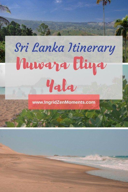 Our Sri Lanka Trip itinerary - Part II: Nuwara Eliya and Yala | Where to stay in Nuwara Eliya | What to do in Nuwara Eliya | Where to stay in Yala | Yala experiences