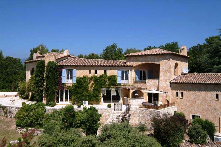#Villa Domaine de Tameye, fab #SouthofFrance #holiday home ;-)