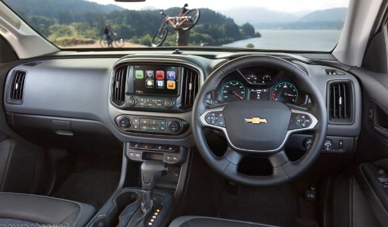 2017 Chevrolet Blazer k-5 Review and Release Date - New Car Rumors